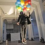 Ode to Joy by Tomasz Szrama, The international live art biennale Làbas, Helsinki, Finland, 2012, photo: Antti Ahonen