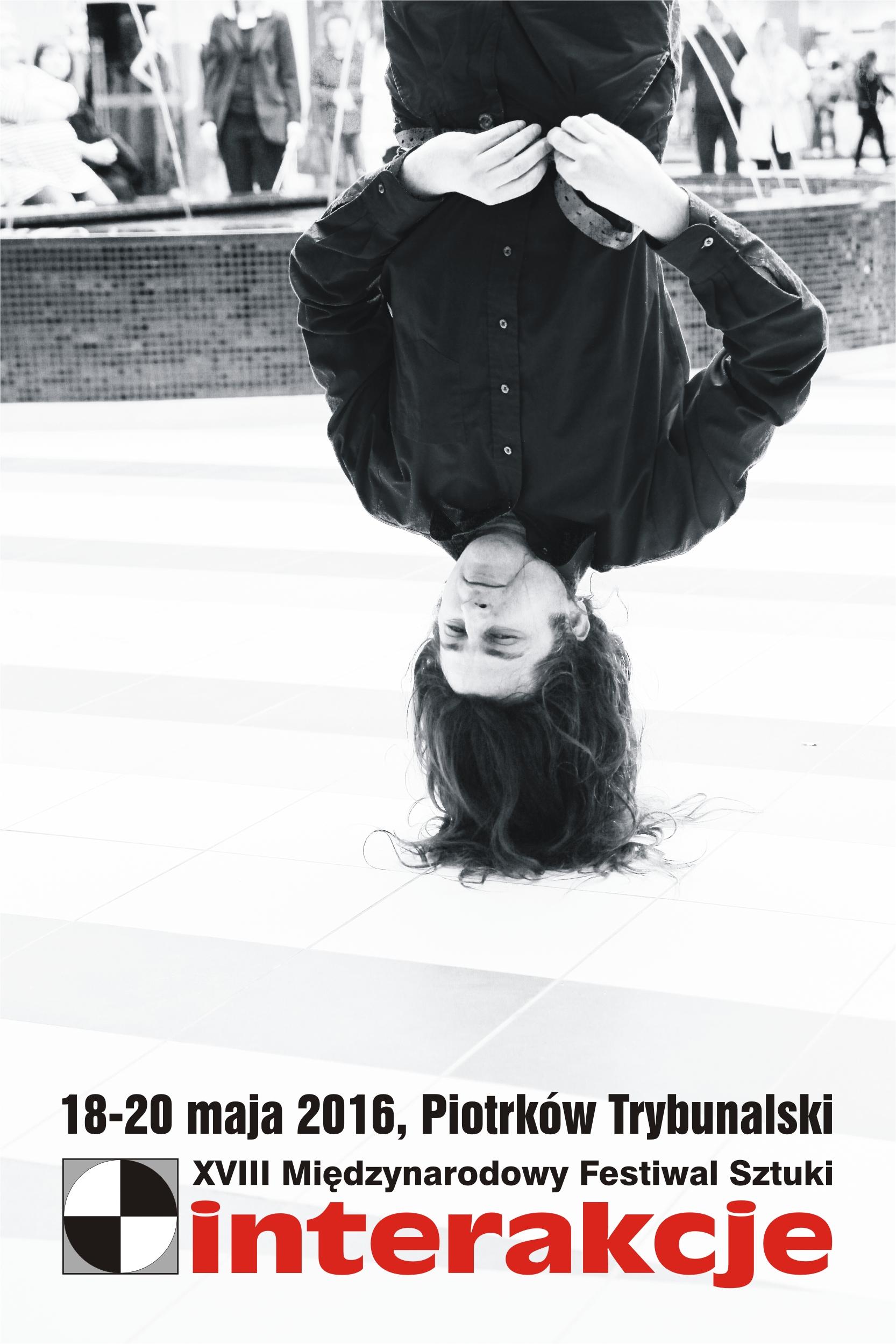 interakcje 2016 poster