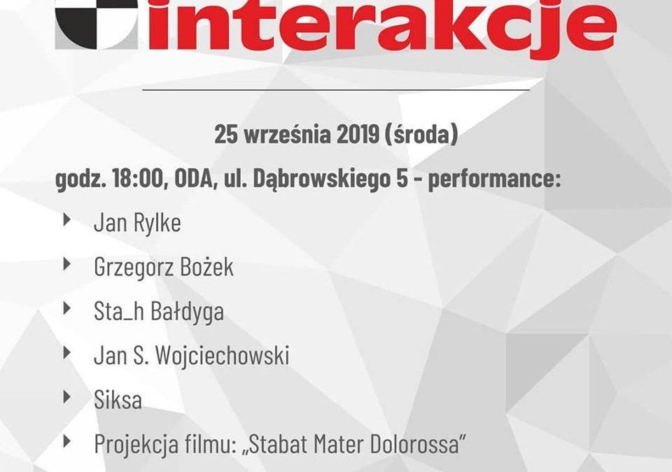 II Dzień Festiwalu Interakcje 2019