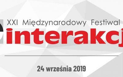 I Dzień Festiwalu Interakcje 2019